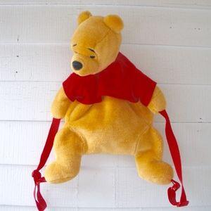 90s Winnie the Pooh Vintage Backpack!